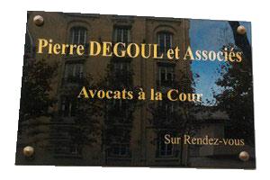 Avocat Degoul Neuilly-sur-Seine