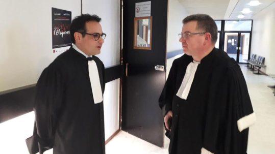 Pierre Degoul et maître Arakelian